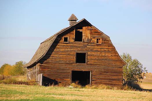 Marv Russell - Old Barn