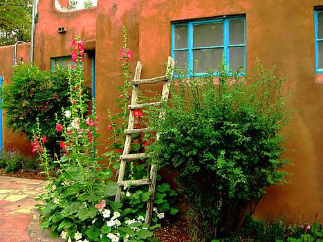 Old Albuquerque by Carl Sheffer