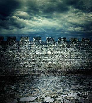 Mythja  Photography - Old ancient wall