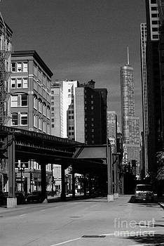 Frank J Casella - Old and New Chicago