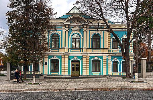 Matt Create - Old Architecture Kiev