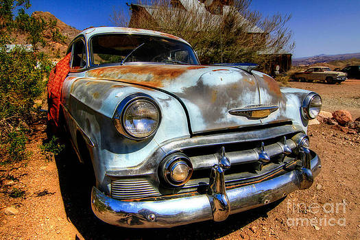 Brenda Giasson - Old Baby Blue Chevy