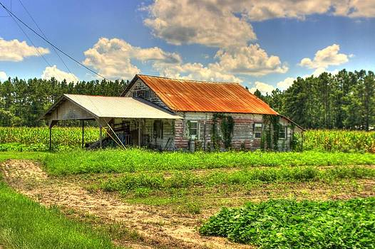 Old Barn 3 by Ed Roberts