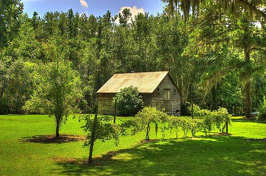 Old Barn 4 by Ed Roberts