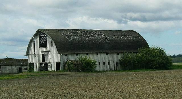 Marv Russell - Old Barn 4