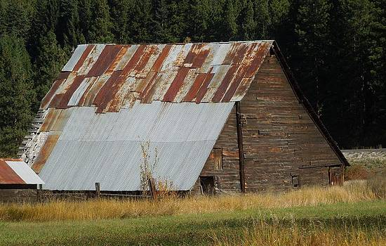 Marv Russell - Old Barn 7
