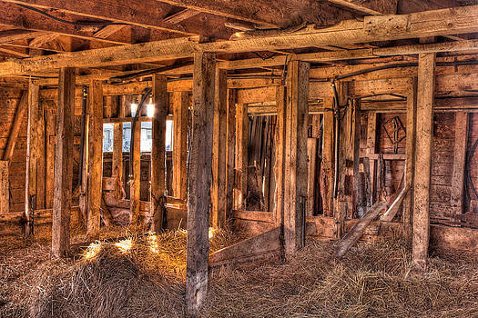 Matt Dobson - Old Barn Beams