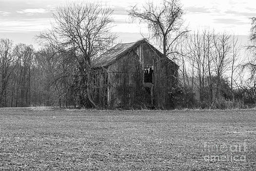 Old Barn by Charles Kraus