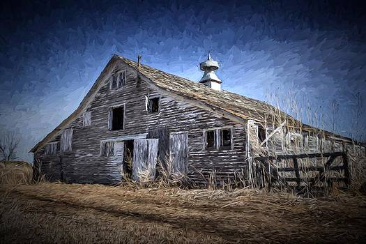 Ray Van Gundy - Old Barn