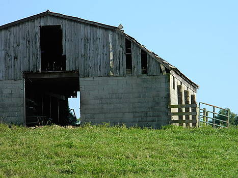 Old Barn by Linda Brown