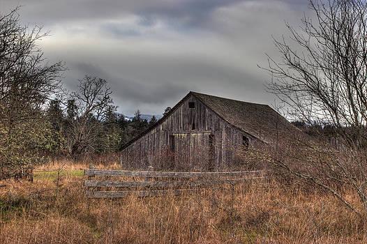 Randy Hall - Old Barn