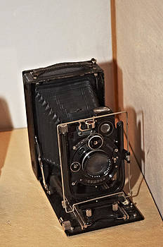 Old Bellow Camera by Steen Hovmand Lassen