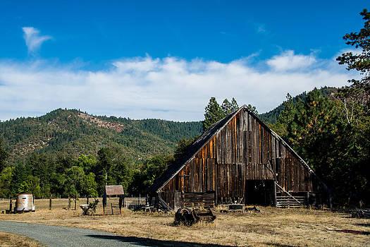 Mick Anderson - Old Beloved Barn