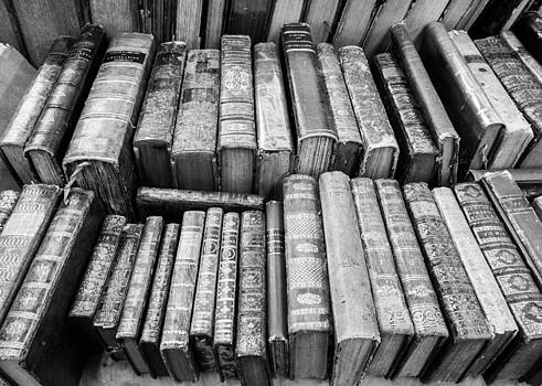 Old Books by Gianfranco Evangelista