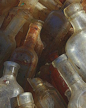 Erin Tucker - Old Bottle Collection