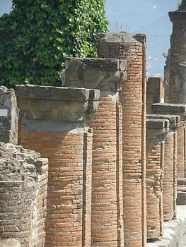 Old Bricks by Lloyd  Silverman