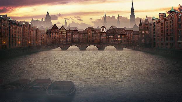 Old Bridge by Tobias Roetsch