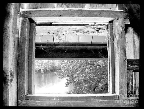 Old Bridge Window by John Debar