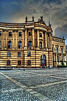 Alexander Drum - old building