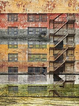 Old Building by Irena Orlov