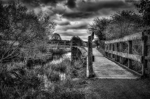 Old Canal Bridges. by Darren Marshall