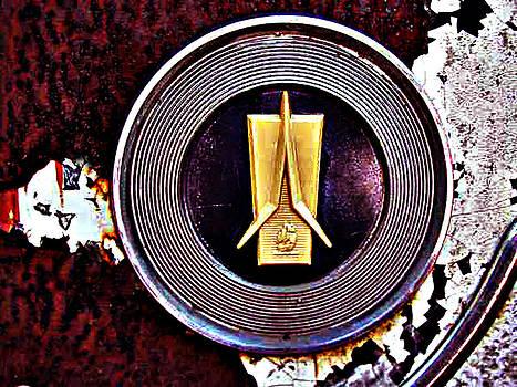 Richard Erickson - old car city emblem 10