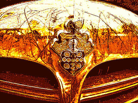Richard Erickson - old car city emblem 6
