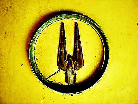 Richard Erickson - old car city emblem 7