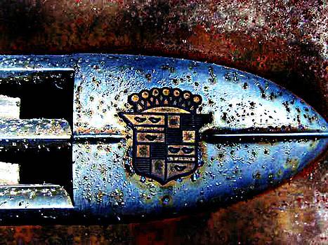 Richard Erickson - old car city emblem 9