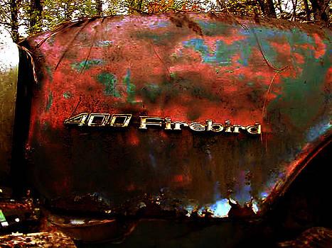 Richard Erickson - old car city firebird 400