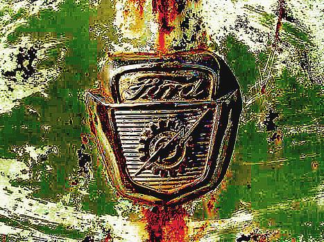 Richard Erickson - old car city Ford 5