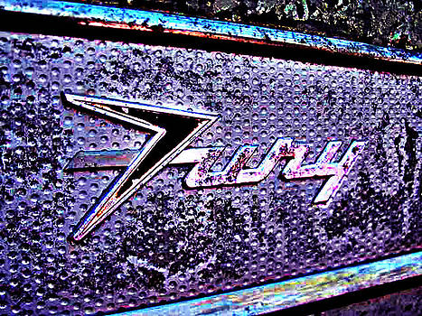 Richard Erickson - old car city fury
