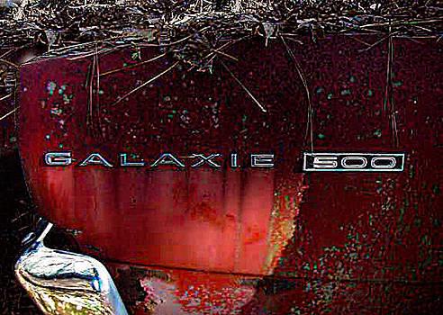Richard Erickson - old car city galaxie 500
