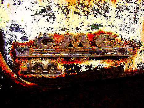 Richard Erickson - old car city gmc 100