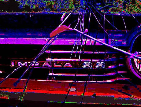 Richard Erickson - old car city impala ss