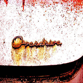 Richard Erickson - old car city Overdrive