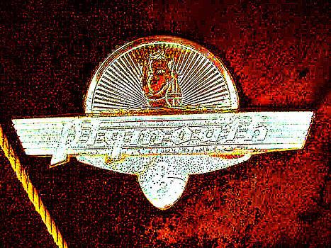 Richard Erickson - old car city plymouth emblem 2
