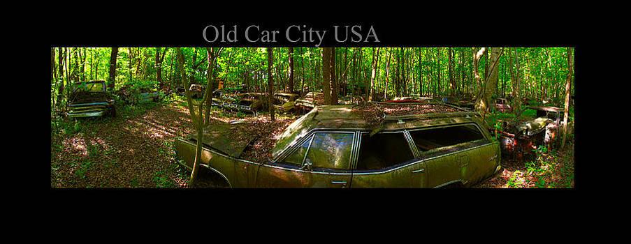 Richard Erickson - Old Car City USA Bent Wagon