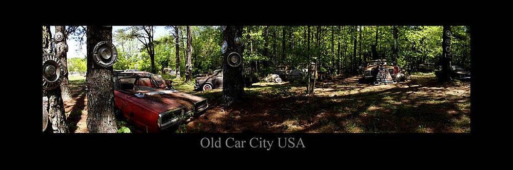 Richard Erickson - Old Car City USA Rear Lot
