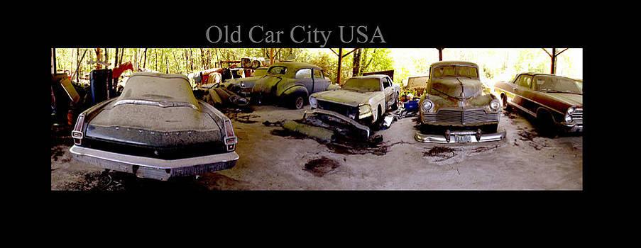 Richard Erickson - Old Car City USA Rear Shed