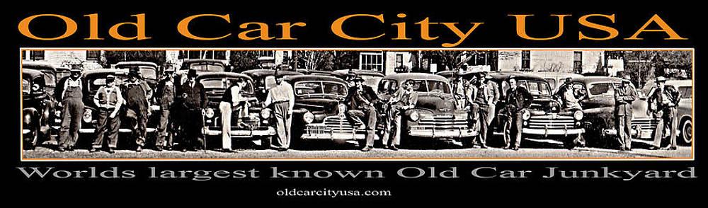 Richard Erickson - Old Car City USA