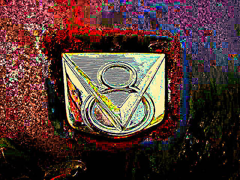 Richard Erickson - old car city V8 2