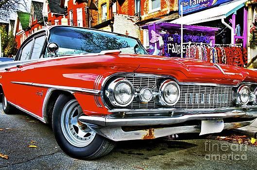 Old Car by Sarah Mullin