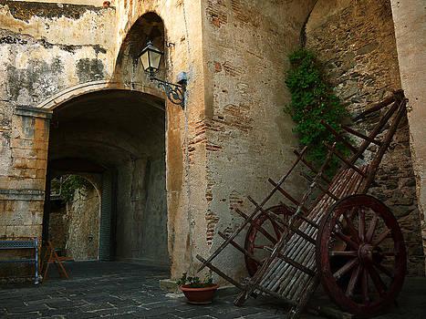 Old Castle by Nino Via