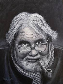 Old Character by David Hawkes