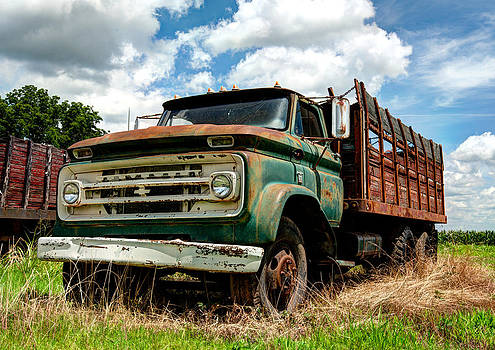 Alan Roberts - Old Chevy