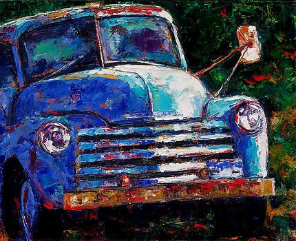 Old Chevy Truck by Debra Hurd