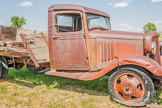Old Chevy Truck by Sue Smith