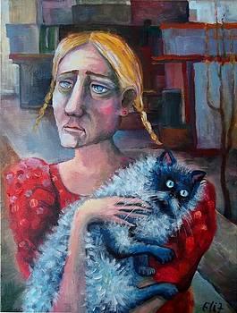 Elisheva Nesis - OLD CHILD OF THE CITY
