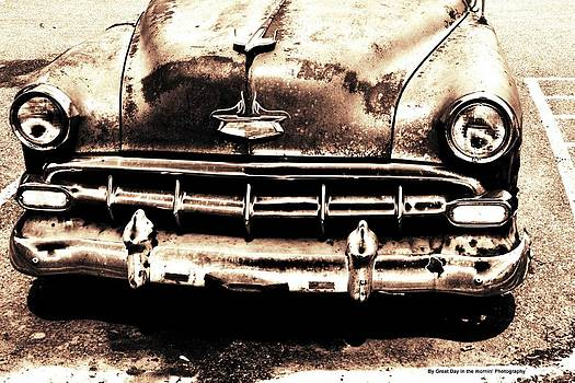 Old Christine by Michelle and John Ressler